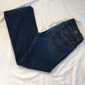 Lucky Brand Lil Leona Jeans Size 14 short